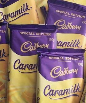 There's A Solid Rumour That Caramilk Is Returning!