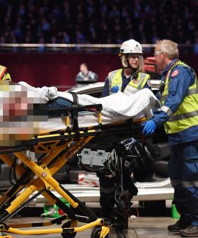 Crash Involving Car And Pedestrian Closes Lanes On Sydney's Liverpool Road