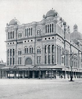Sydney's Queen Victoria Building Is Hosting Its Own Spooky Ghost Tours