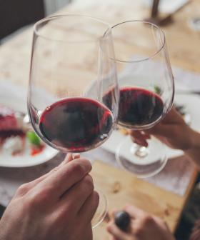 UK Study Says Red Wine Is Best For Gut Health
