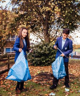 Aussie School Telling Students To Take Their Rubbish Home