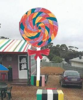 Australia Is Officially Home To The 'World's Largest Lollipop'