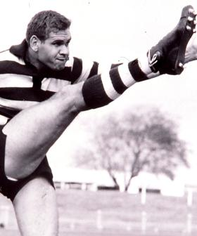 AFL Legend Polly Farmer Dies Aged 84