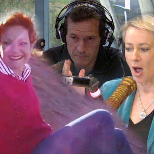 """It's Over!"": Amanda Keller And Brendan Jones Address ACA's Controversial Uluru Segment"