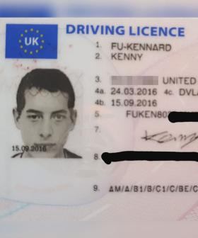 """Man's Surname Considered """"Too Offensive"""" For Passport"""