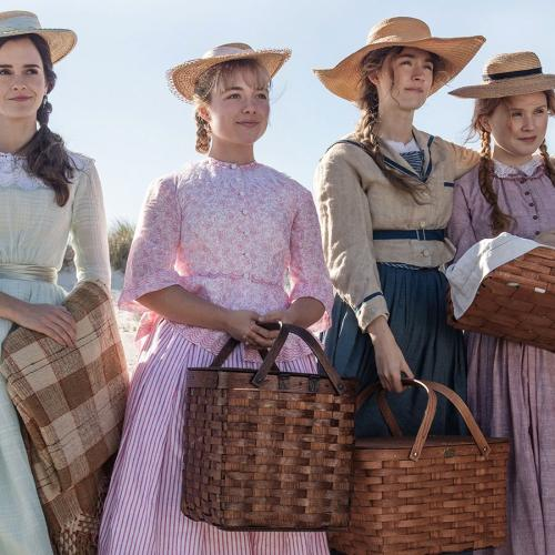 Your First Look At Greta Gerwig's New 'Little Women' Remake