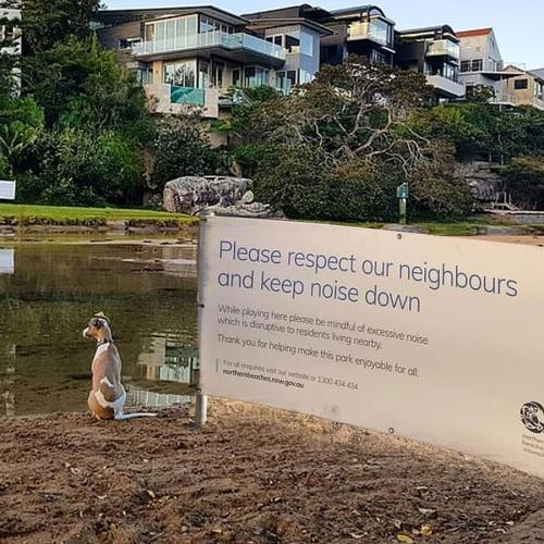Wealthy Homeowner Demands Families To Be Quiet At Waterfront Sydney Playground