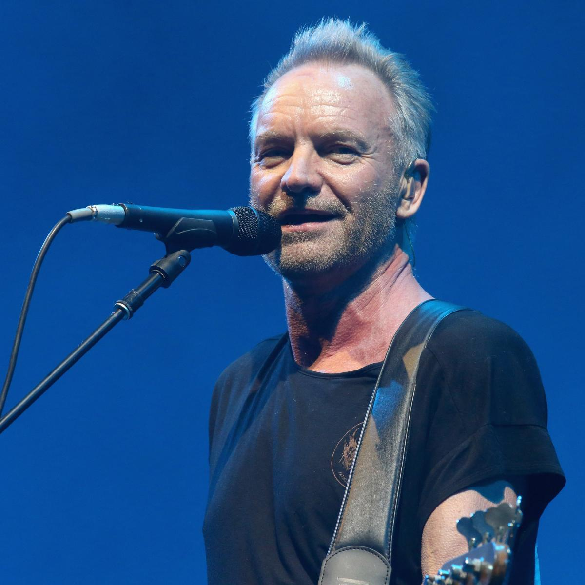 Why Sting's Kids Won't Get Any Of His Millions (And Other Juicy Facts)