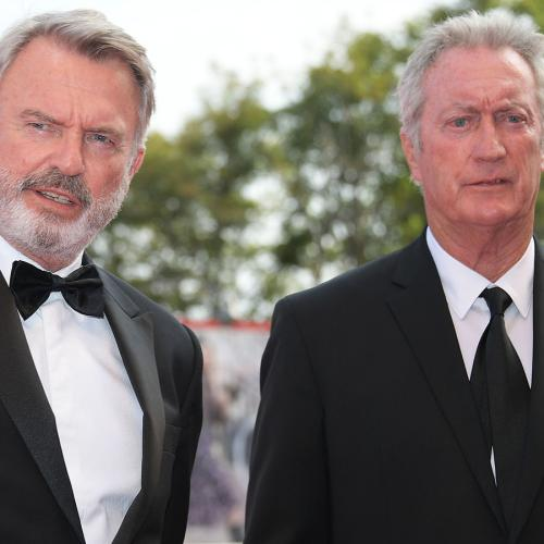 """Bryan Brown Is A Cock"": Sam Neill Names His Animals After His Co-Stars"