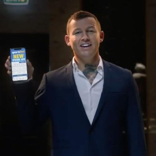 """I've Moved On!"": The Real Reason Why Todd Carney Agreed To Star In Sportsbet's New Ad"