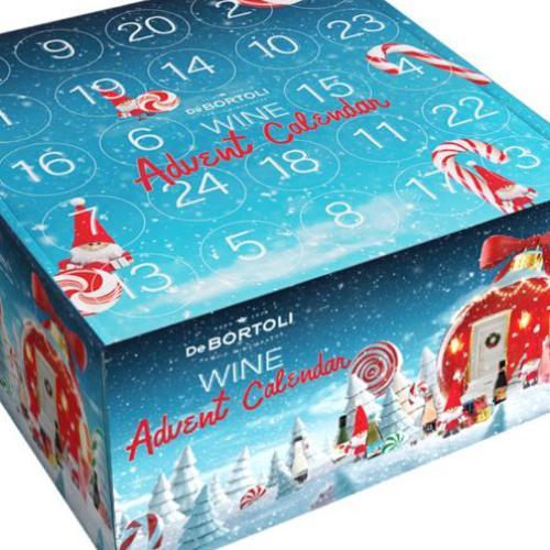 The Year's First Wine Advent Calendar Has Just Hit Shelves!