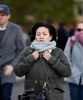 Sydney Shivers Through Coldest Morning Of 2021