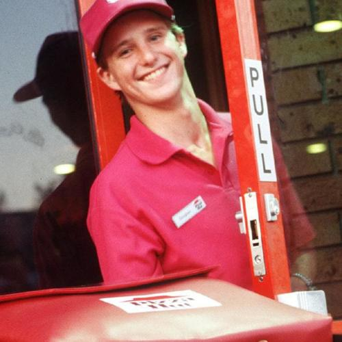 Remember 'Dougie The Pizza Delivery Guy'? He's Back And Unrecognisable!