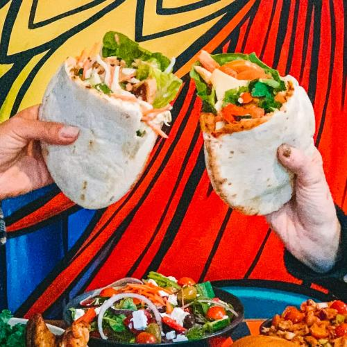 You Can Get Free Pita Pockets Today In Parramatta