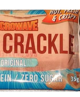 Forget Christmas, Woolies Now Has Microwave Pork Crackle