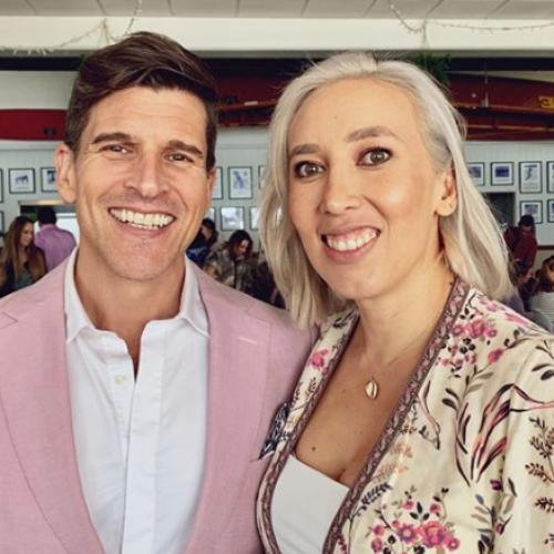 Osher Gunsberg And Wife Audrey Griffen Welcome Baby Boy