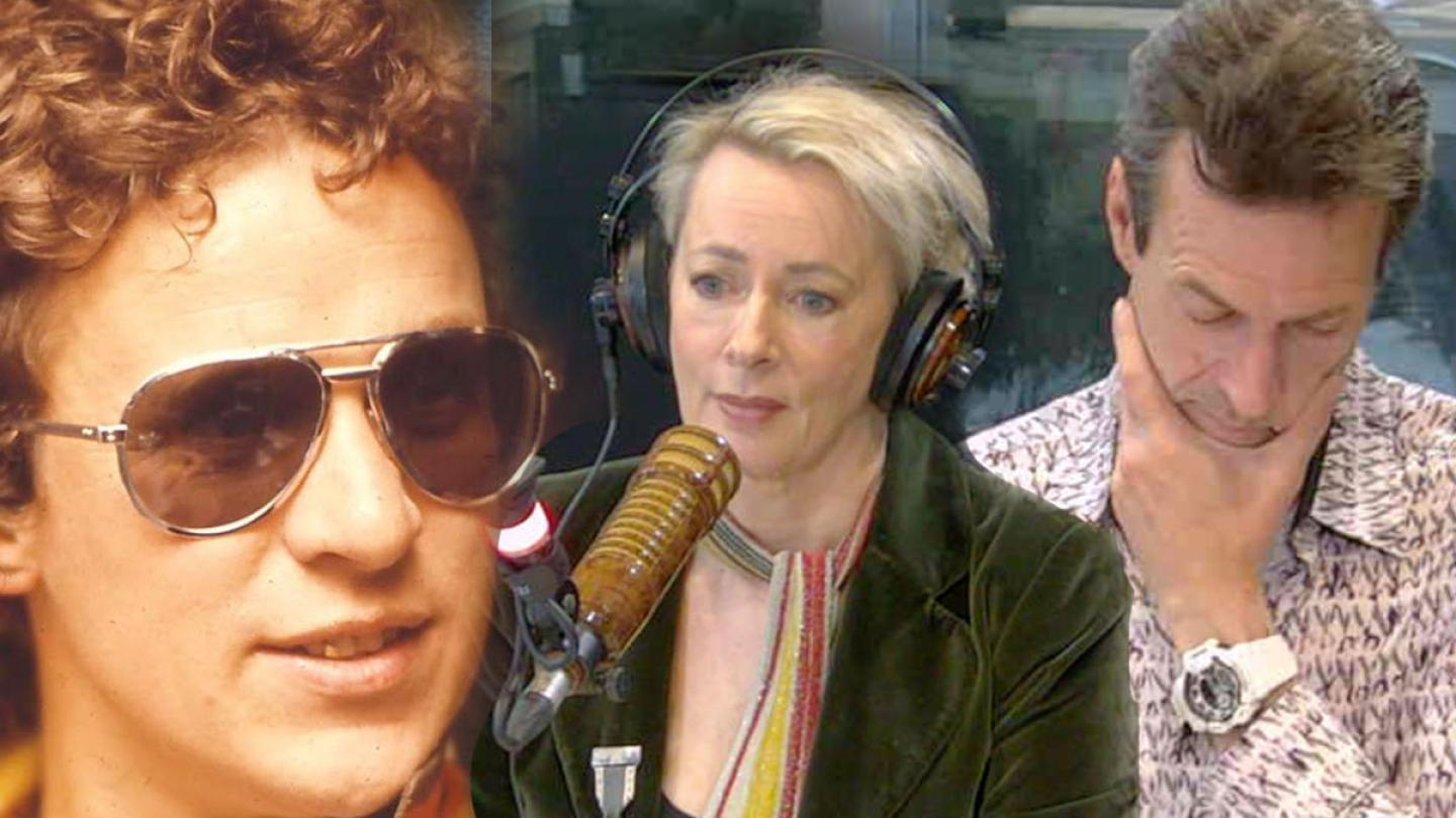 Jonesy & Amanda Remember Graeme 'Shirley' Strachan 18 Years After His Death