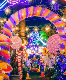Sydney Is Getting A Willy Wonka-Inspired Market