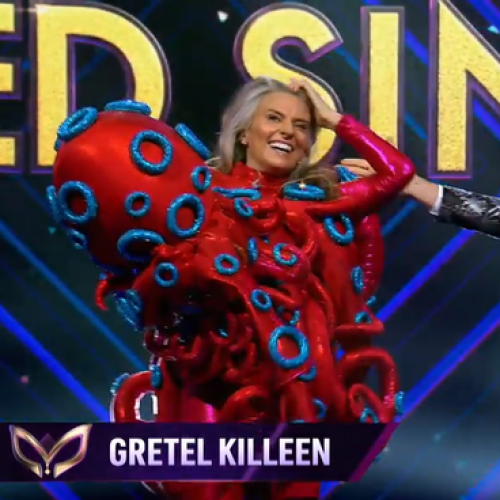 Gretel Killeen Performs 'Fame' As The Octopus On The Masked Singer