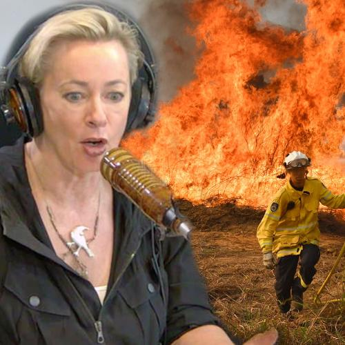 Amanda Keller's Powerful Message About Climate Change