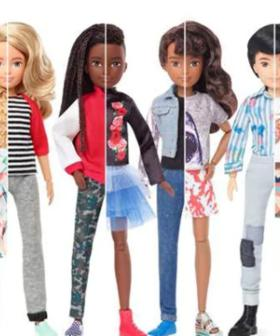 Barbie To Release First Ever Gender-Inclusive Doll