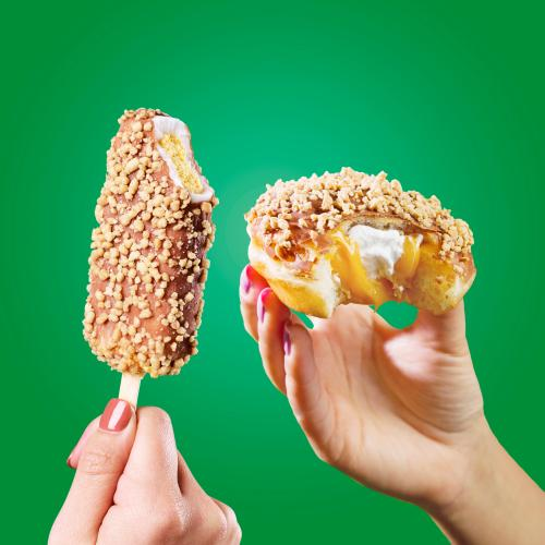 Krispy Kreme And Golden Gaytime Create The Collaboration Of Your Dreams