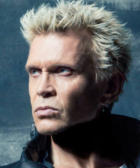 Win Tickets To See Billy Idol Live!