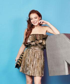 Lindsay Lohan May Be Making A Cameo On Neighbours