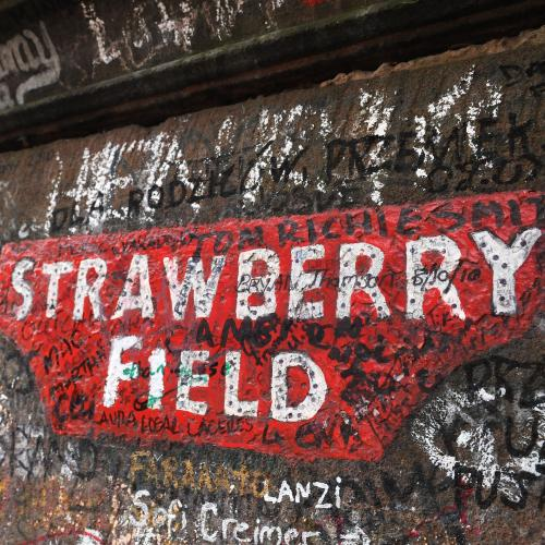 The Beatles' Strawberry Fields Is Now Open To The Public