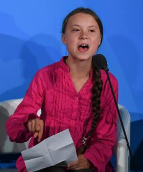 """""""How Dare You!"""": Teen Climate Activist Greta Thunberg Takes Aim At World Leaders"""