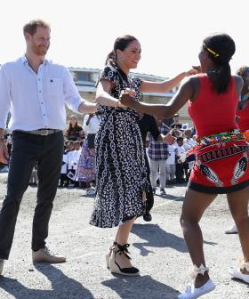 Prince Harry, Meghan Markle And Baby Archie Embark On African Tour