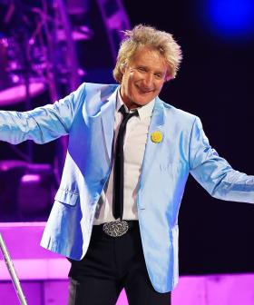 """Rod Stewart Announces He's Now """"In The Clear"""" After Prostate Cancer Diagnosis"""