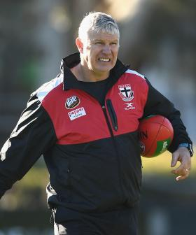St Kilda Legend & Fox Footy Host Danny Frawley Dies Aged 56