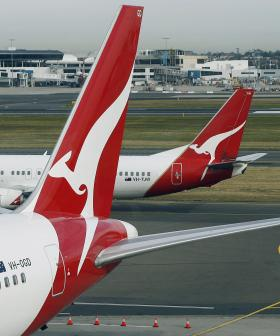 Tyre Busts On Qantas Flight During Takeoff