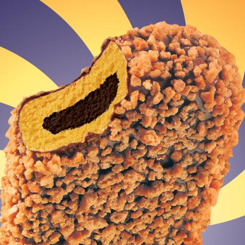 Iconic Aussie Golden Gaytime And Violet Crumble Combine In New Ice Cream