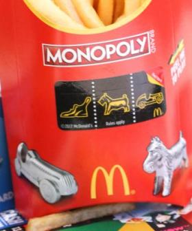This Is What You Are Most Likely To Win In McDonald's Monopoly