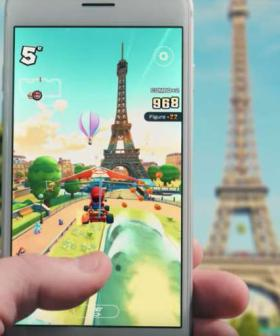 Mario Kart Is Finally Making Its Way To Your Phone!