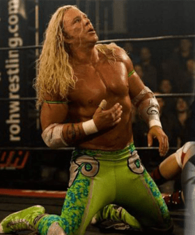 'The Wrestler' Star Mickey Rourke Looks Unrecognisable In Bizarre TV Interview