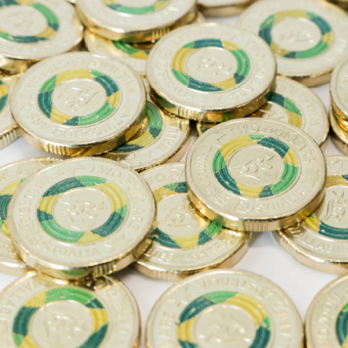 There's A Brand Spanking New Australian Coin Available From Today