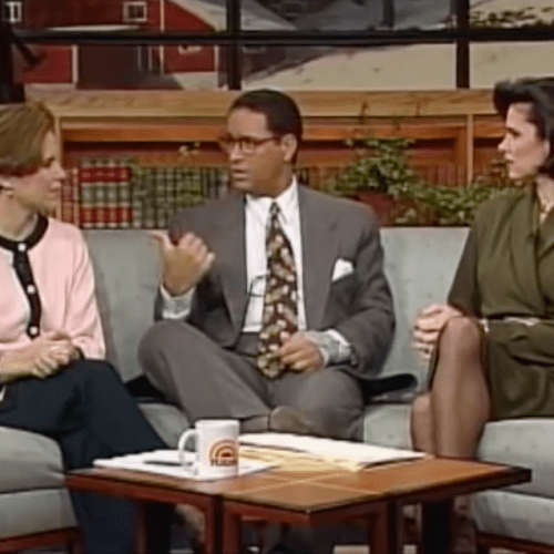 """What Is Internet Anyway?"": Hilarious Video From 1994 Today Show Goes Viral"