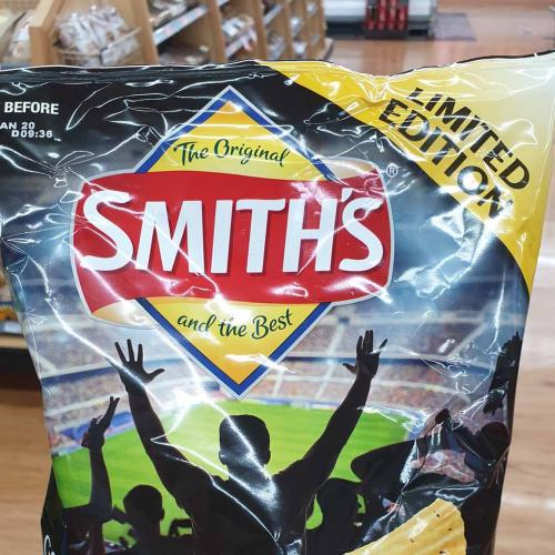 Smith's Release New 'Garlic Bread' Flavour Chip