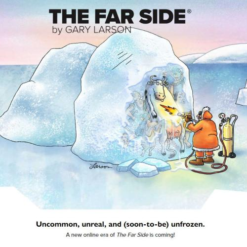 Iconic Cartoon Strip 'The Far Side' Is Making A Comeback