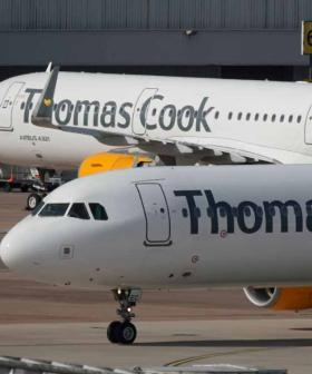 Hundreds Of Thousands Of Travellers Stranded As Thomas Cook Sinks