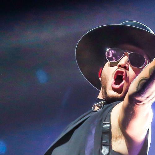 Which X-Factor Contestant Kissed Adam Lambert?