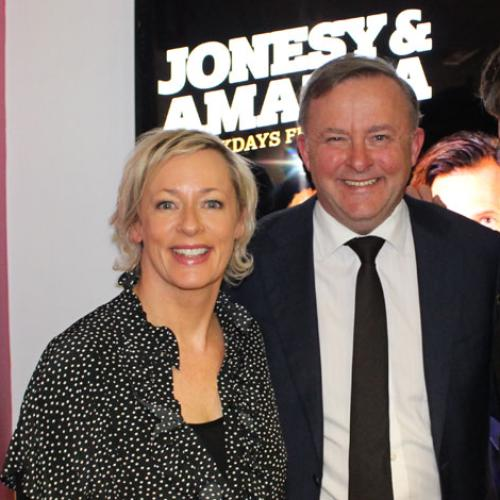 Anthony Albanese: Dolly Parton And Me!