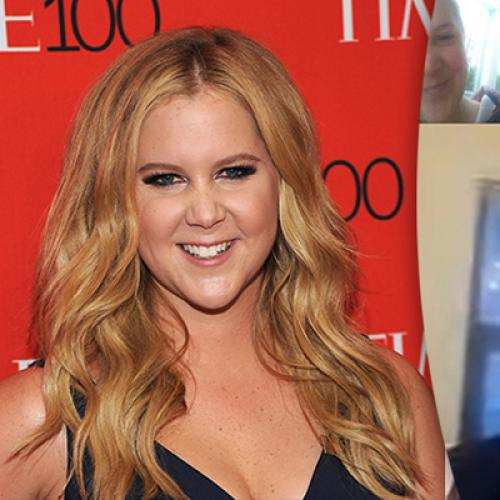 Amy Schumer's Xmas Gift To Her Dad Will Make You Sob