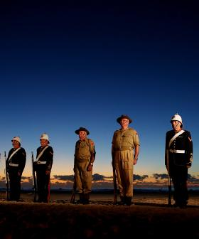 Call For Driveway Anzac Day Tribute In NSW