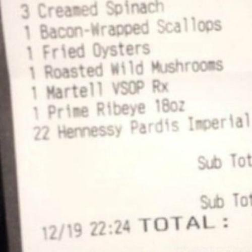 Nfl Rookie Victim Of Classic Team Dinner Prank Worth $25,000