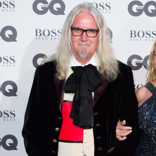 Billy Connolly Makes Touching Speech About Wife Pamela
