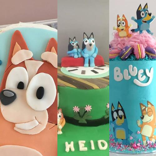 'Bluey' Birthday Cakes Your Kids Will Obsess Over